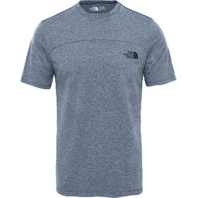 The North Face M's Purna S/S Tee Urban Navy White Heather